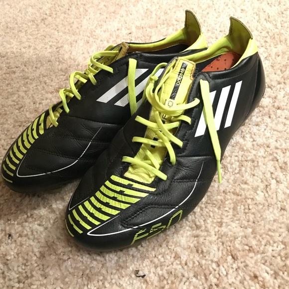 Zapatillas Adidas F50 cuero de canguro Soccer cleat poshmark